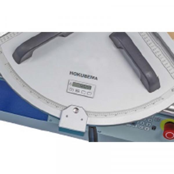 Doppelseitiger Gehrungsanschlag analog mit Adapter für Panhans - 690 und V91
