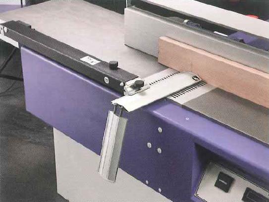 Hobelschutzvorrichtung TXF 850 zweiteilig 400 + 240