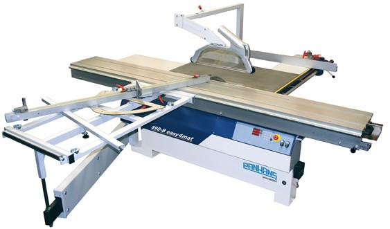 Panhans Formatkreissäge Typ 690 easy4mat Standard