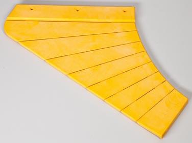 Gliederteppich für Hobelbreite 410 mm zu Typ 1560